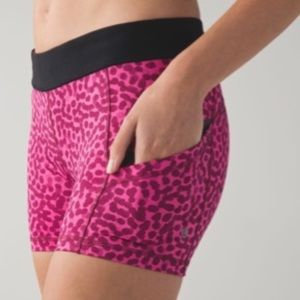 lululemon athletica Shorts - Lululemon What The Sport Short